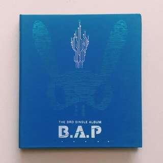 B.A.P The 3rd Single Mini Album