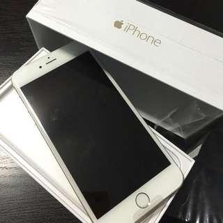 iPhone 6 Plus, Gold 128Gb, Brand new