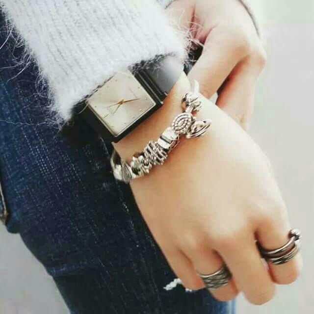 🔺待匯款🔺潘朵拉式小土星手環