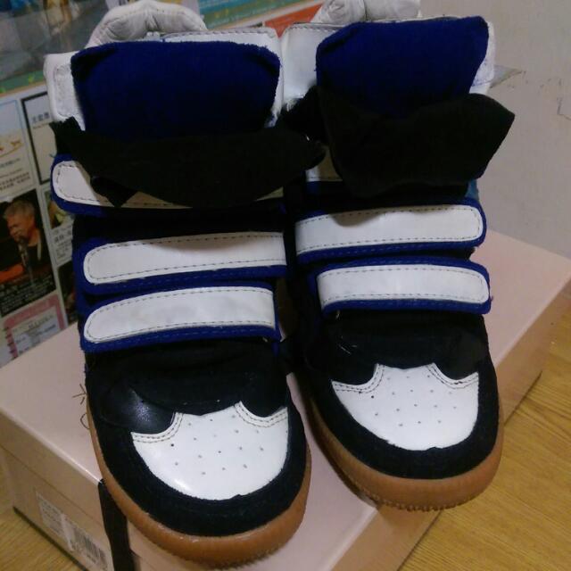 37號 韓國內增高鞋