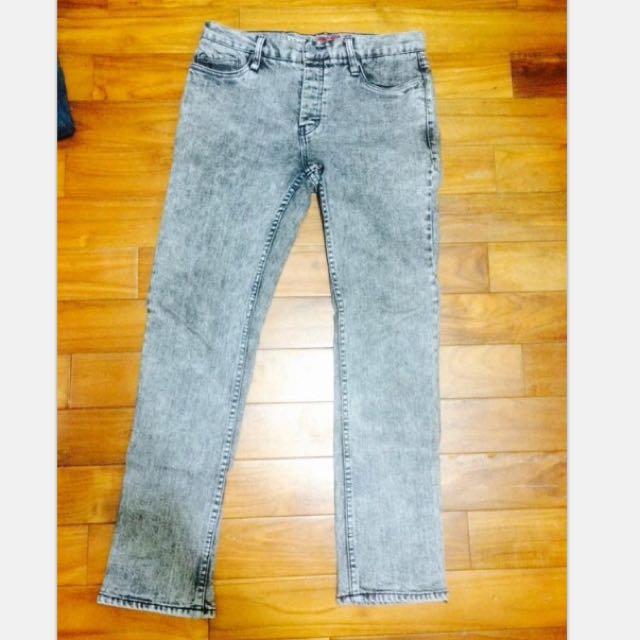 Altamont 修身直筒牛仔褲 30L