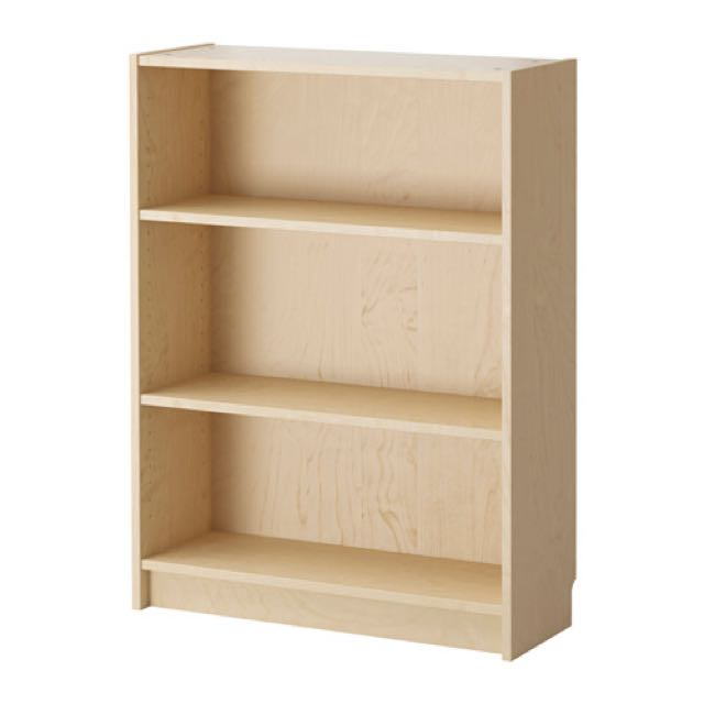 Billy Bookshelf (Birch Veneer)