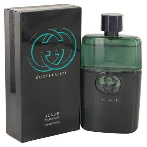 47a1c78a0 GUCCI GUILTY BLACK EDT FOR MEN (50ml/90ml/Tester), Health & Beauty ...