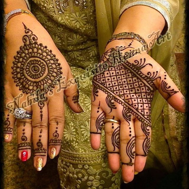 Henna For Henna Party , Bridesmaid, Baby Shower And Birthday Parties