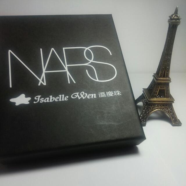 NARS X 溫慶珠 限量施洛世華水晶流蘇吊飾