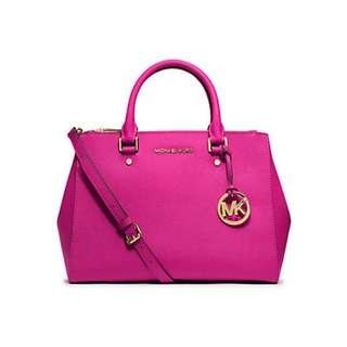 Michael Kors Pink Sutton (Small)