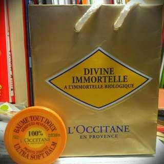L'OCCITANE 杏桃乳油木果油