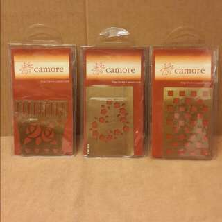 CAMORE 貝登堡 銅片