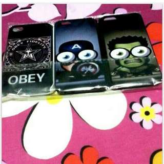 Iphone5 3 In 1 Phone Cover.(cheapest In Town)