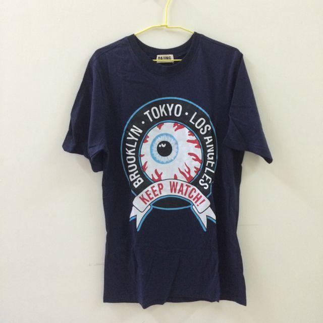 眼球 Tshirt