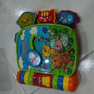 Playskool, Leapfrog, Fisher-price, Vtech