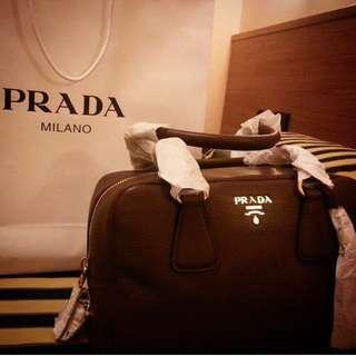 Prada Handbag (100% AUTHENTIC)