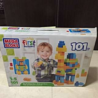 Mega Blocks First Builder BN