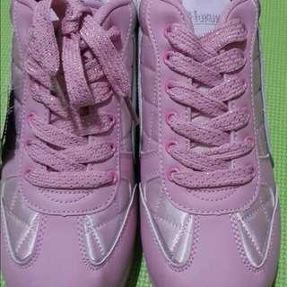 全新韓版增高鞋,運動鞋