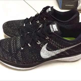Nike Flynit Lunar 3 黑白