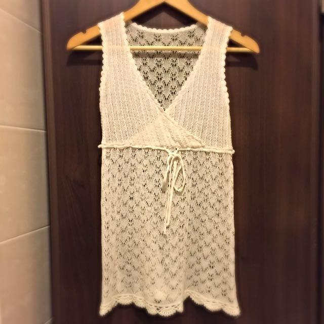 泳衣罩衫/針織背心