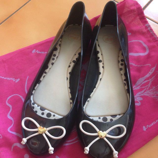 Melissa 果凍香香鞋