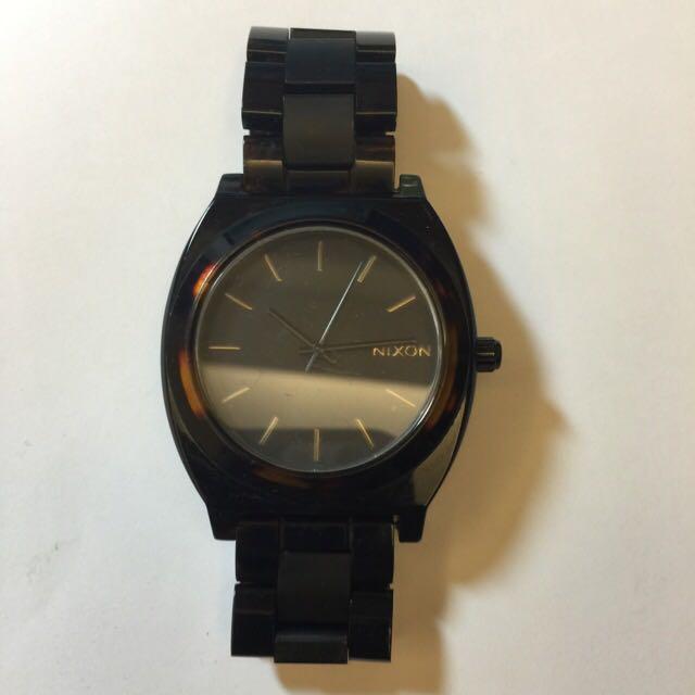 Nixon 琥珀 手錶