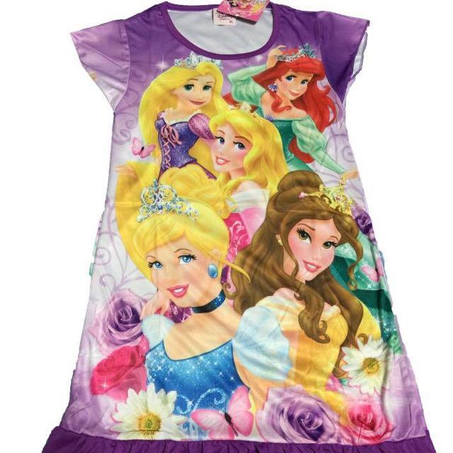 Princess night Gowns / Dresses / New Item / Pajamas / Not Elsa And ...
