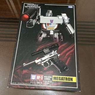 Pending Transformers Masterpiece MP-5 Megatron