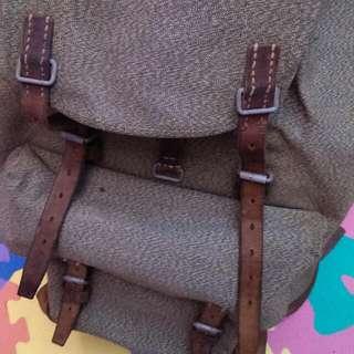 二戰軍用大背包 品項極優