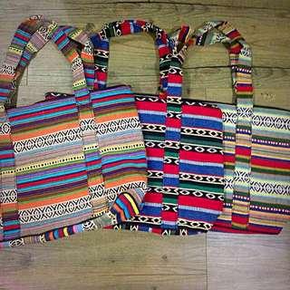 尼泊爾🌏民俗風手提袋