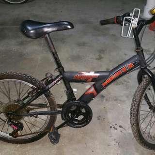 "Used 20"" Mertz Mountain Bicycle"