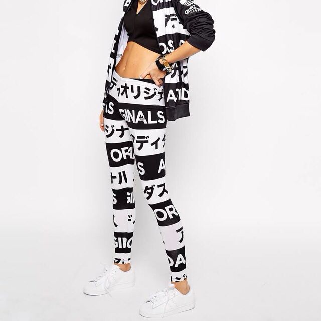 [全新]Adidas Orginals Leggings .UK8