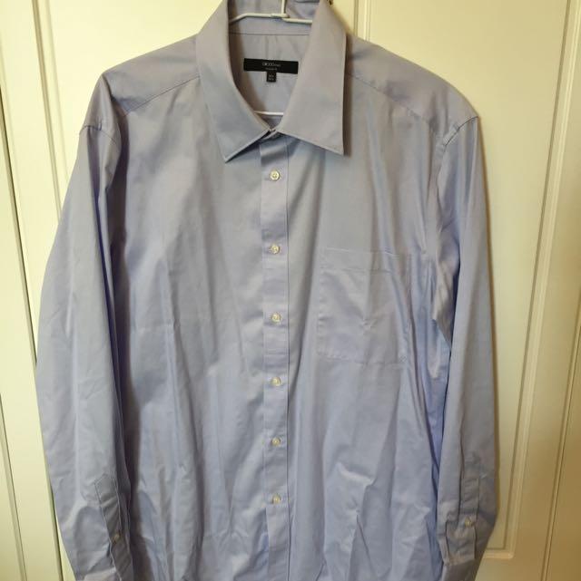 G2000 男性襯衫-水藍