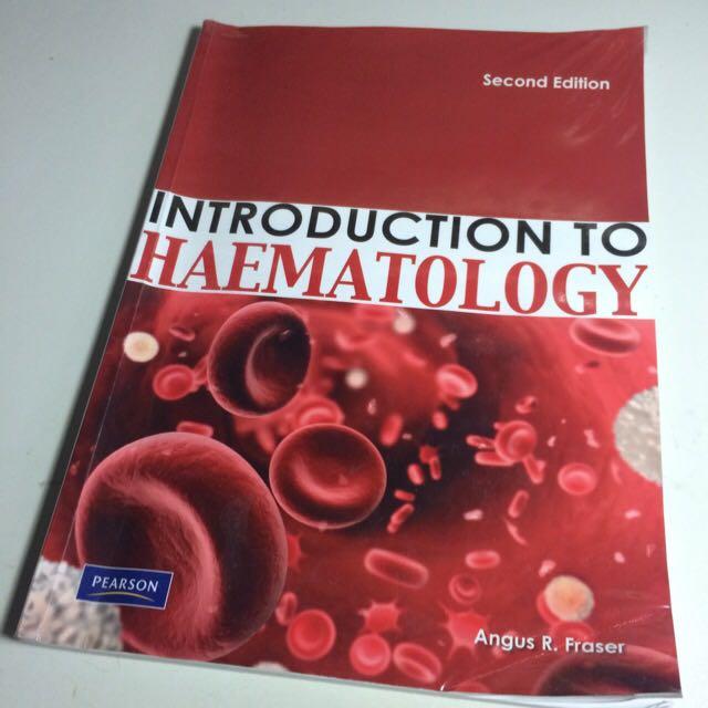 Haematology 2nd Ed., Angus Fraser