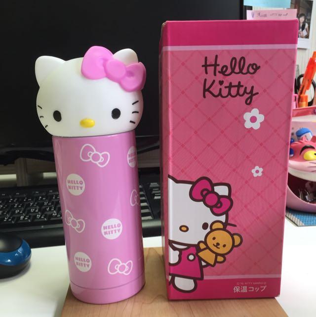 Kitty保溫杯(保留中)