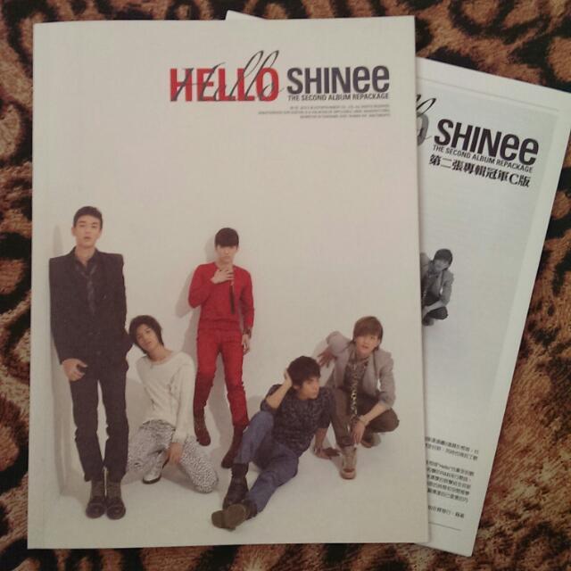 SHINEE ZE:A 專輯 Ⅱ