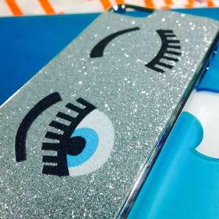 Iphone5&5s眨眼手機殼(全新)