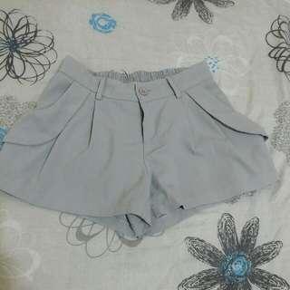 ✌灰色短褲