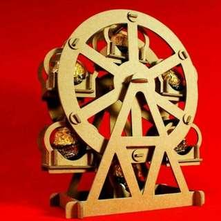 金莎摩天輪禮盒🎡(含金莎)