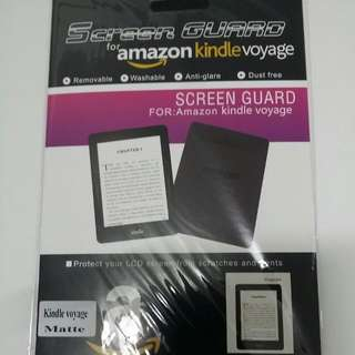 Amazon Kindle Voyage Screen Protector