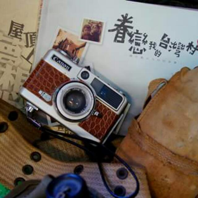 經典半格機 Canon Demi EE17