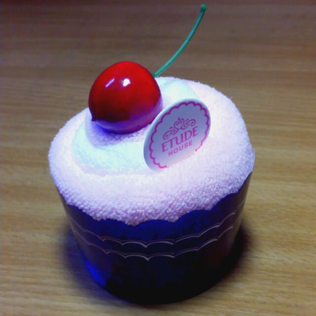 全新!ETUDE HOUSE😍蛋糕造型毛巾🎂🎂