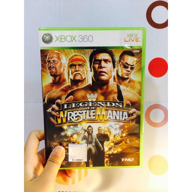 Xbox 360遊戲光碟
