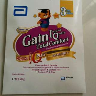 Similac Gain 3 (Total Comfort) Milk Powder