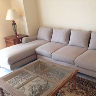 Sofa - L Shape - 4/5 Seater