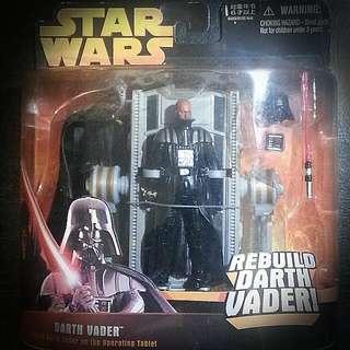 Star Wars Rebuilt Darth Vader