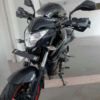 **RESERVED** Pulsar 200NS '14 model
