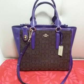 Coach Crossby Carryall
