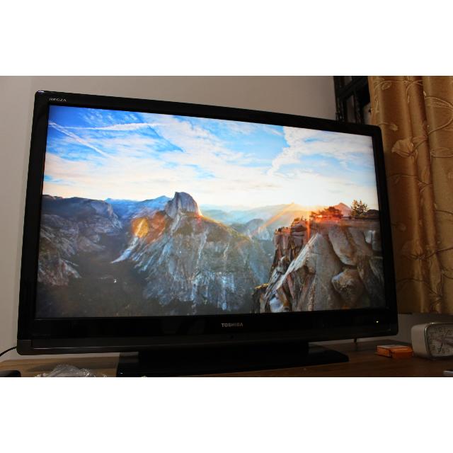 42 Inch Toshiba 42cv500e Regza Multisystem Lcd Tv Hdmi Electronics