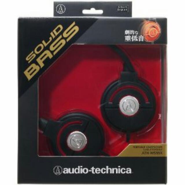 Audio-technica Ws55x 鐵三角