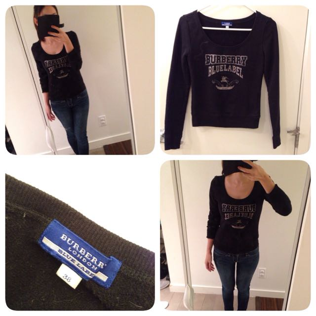 Burberry Blue Label Top