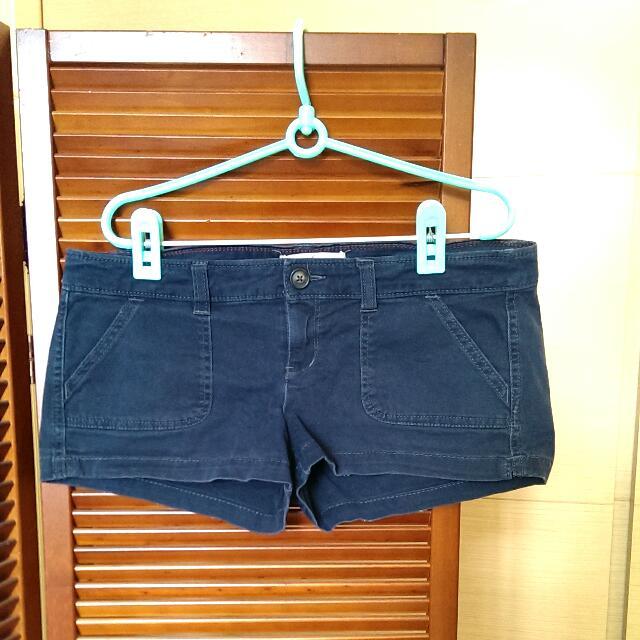 *二手*Hollister 藍色短褲
