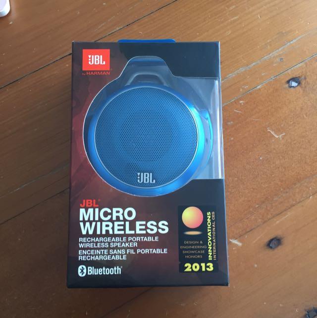 JBL micro Wireless Speakers
