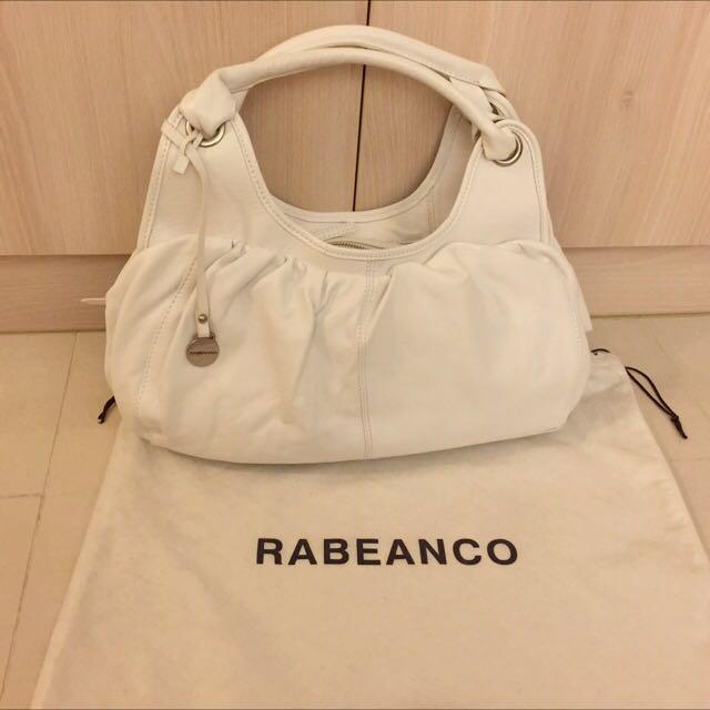 Rabeanco純白色南瓜包